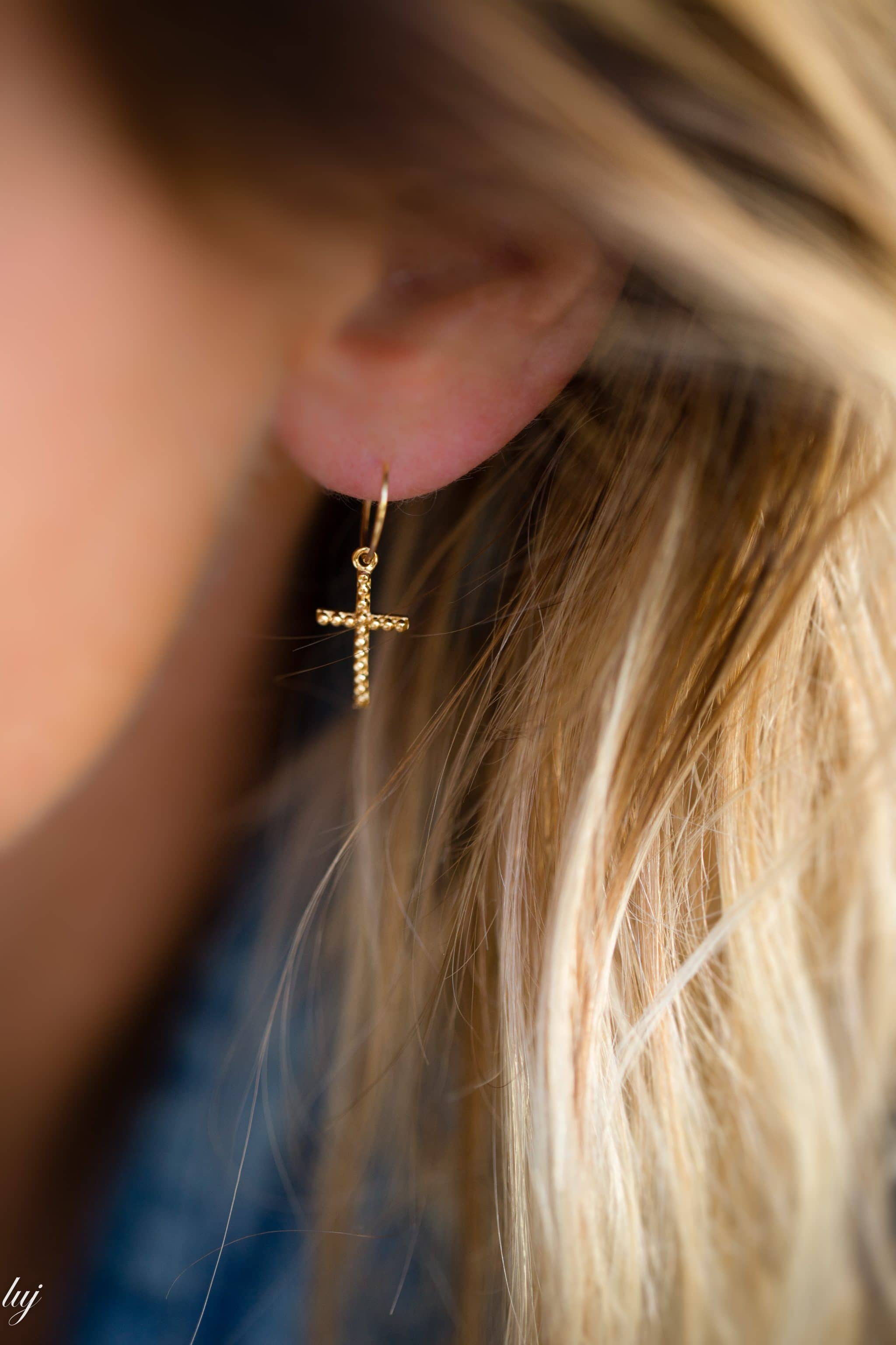 tiny-hoop-earrings-thin-crosses-2