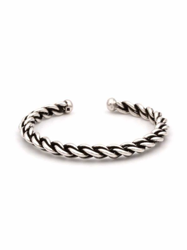 julia-3-braids-cuff-bangle-silvery