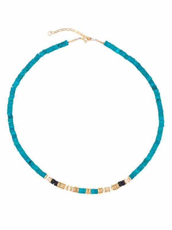 collier-surfeur-turquoise-foncee-luj-paris-bijoux