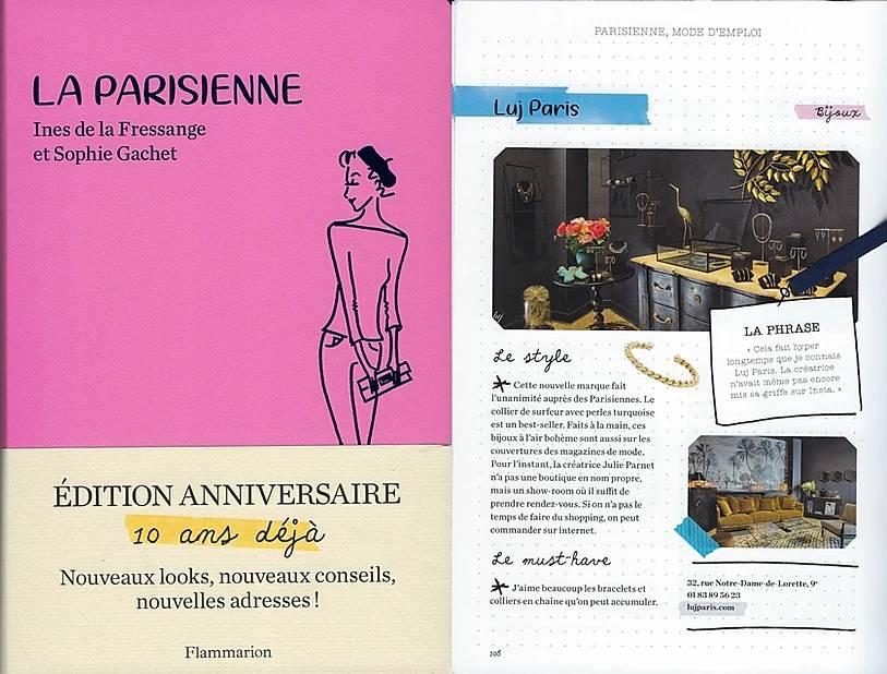 la-parisienne-ines-de-la-fressange-parution-luj-paris