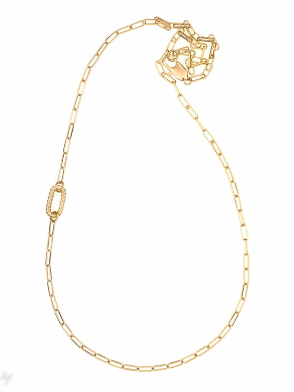 Long Necklace-prune-luj-paris-bijou