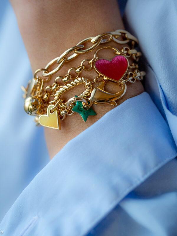 Bracelets Charms Luj Paris Bijou