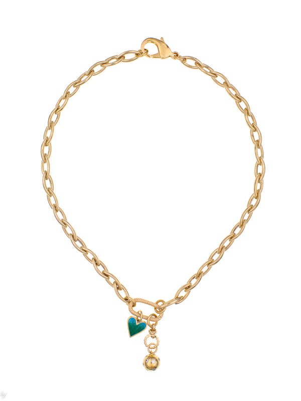 Collier Ras De Cou Multicharms Ava Luj Paris Bijou