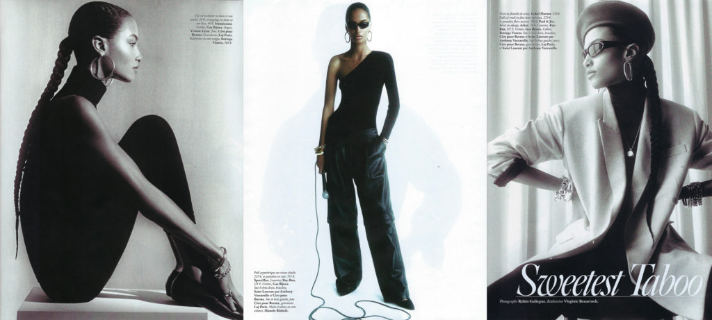 Presse Vogue Luj Paris Bijou