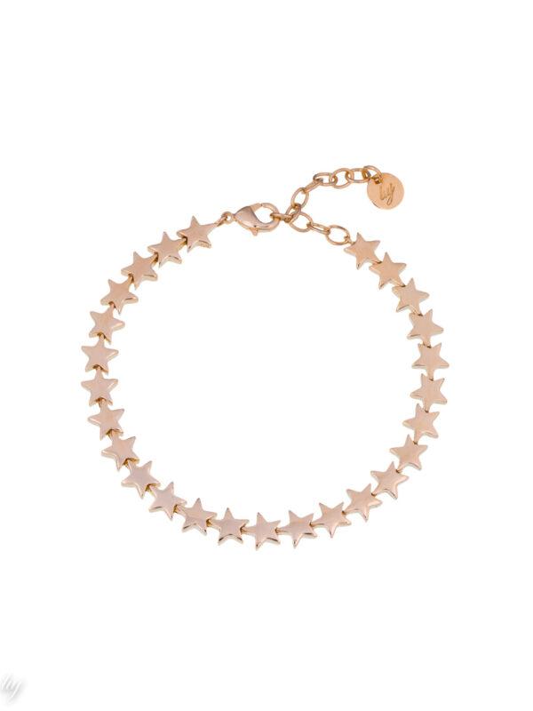 bracelet etoile greta luj paris bijou